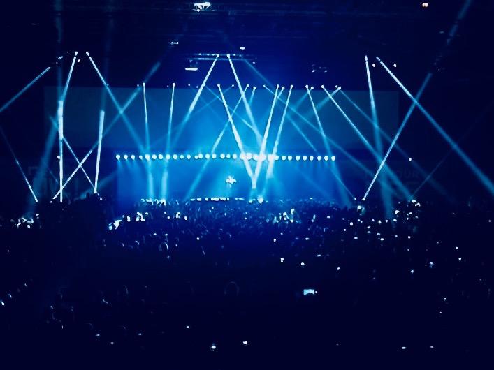 Show in Salzburg-Arena