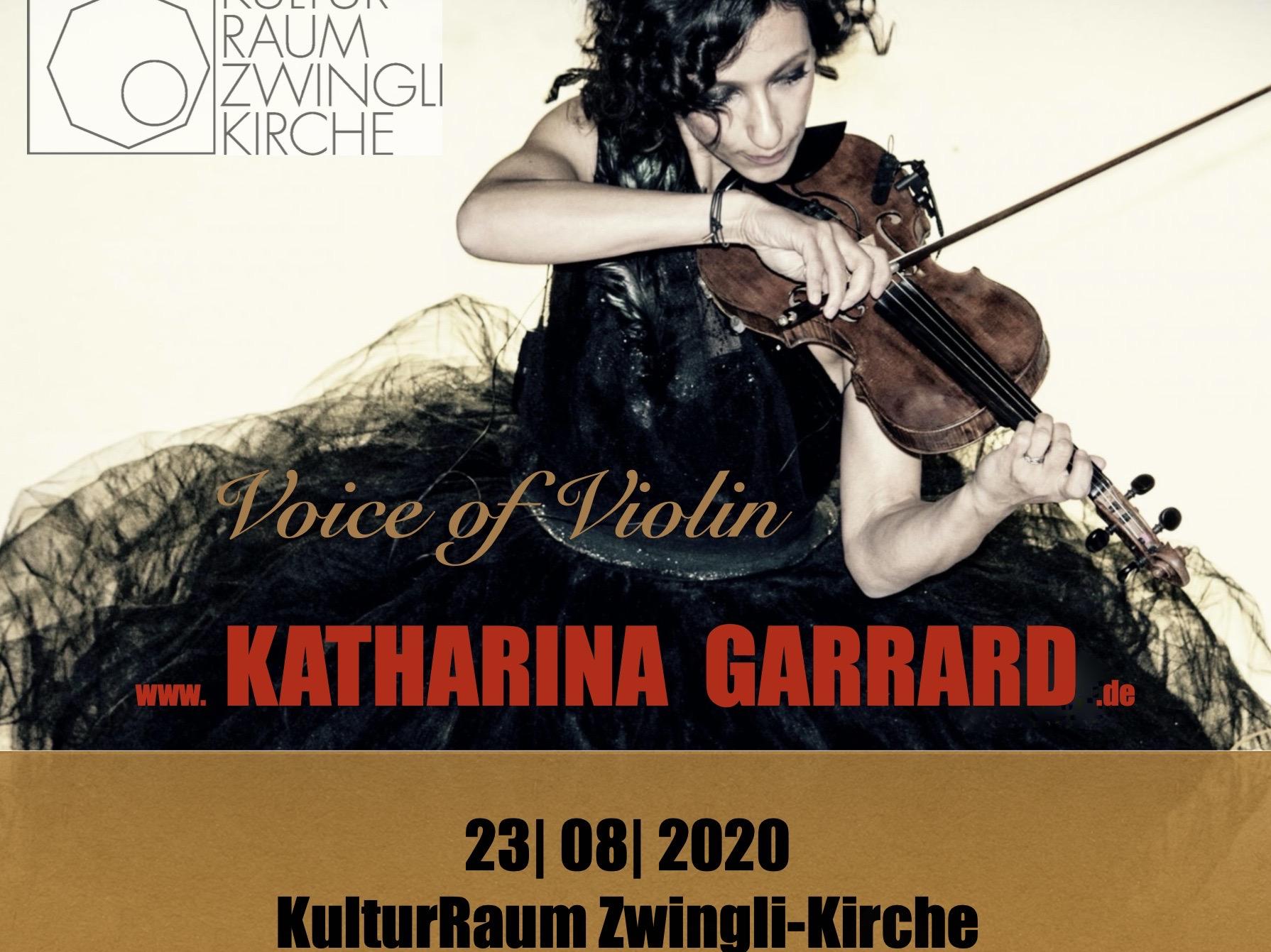 60 min Konzert Berlin Zwinglikirche