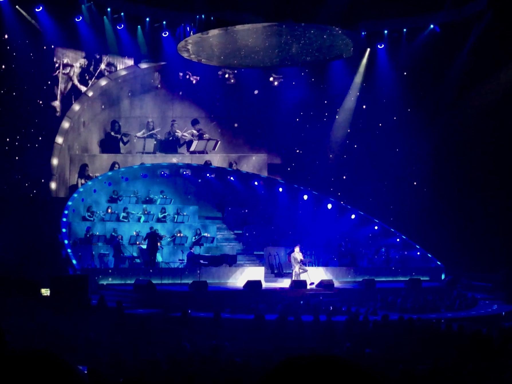 Live Konzerte mit Michael Bublé