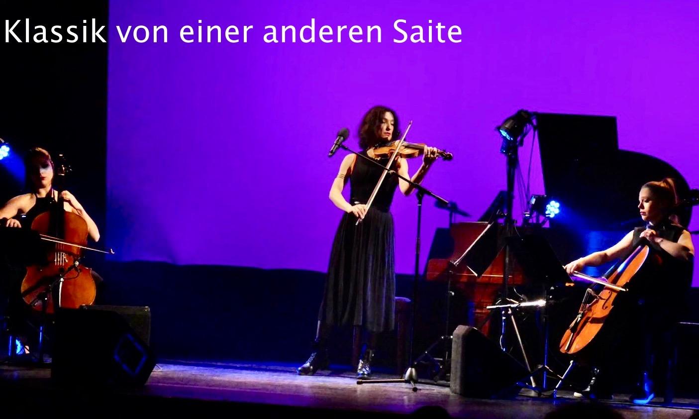 nächstes Konzert Klassik von einer anderen Saite