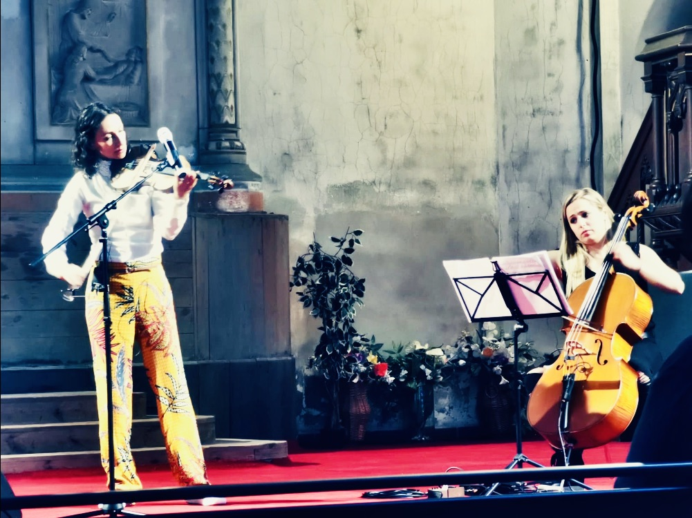Konzert Berlin Zwinglikirche